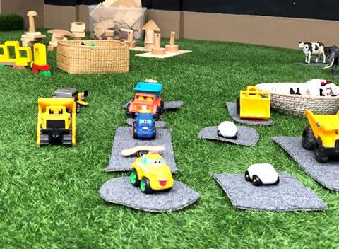 juegos para niños al aire libre en miraflores