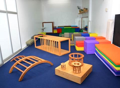 patio de juegos niños nido little villa